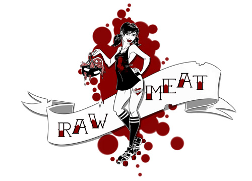 Raw Meat Vancouver Roller Skating