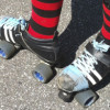 Roller skates of awesome