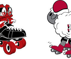 Want to learn to roller skate? Come join Raw Meat Vancouver Roller Skating!