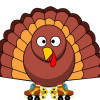 Happy Thanksgiving from Raw Meat Roller Skating!