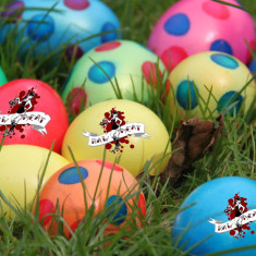 Join Raw Meat Roller Skating on March 26 for an Easter Eggstravaganza!
